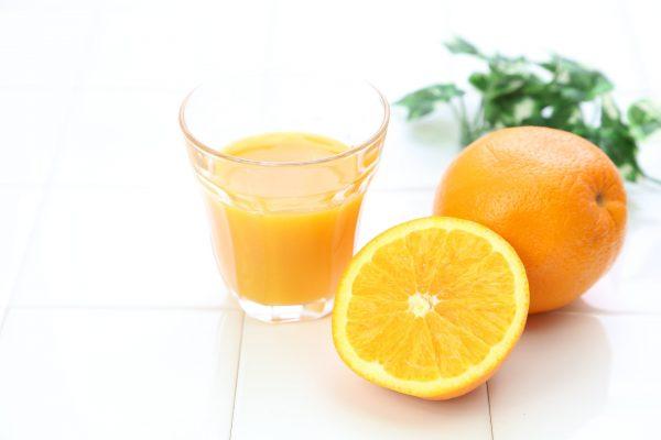 コンブチャ+フルーツジュース