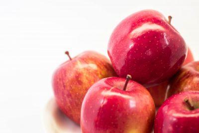 りんご、オリゴ糖、コンブチャ