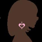 女性シルエット5 (1)