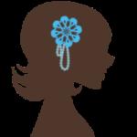 女性シルエット2 (1)