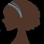 女性シルエット4